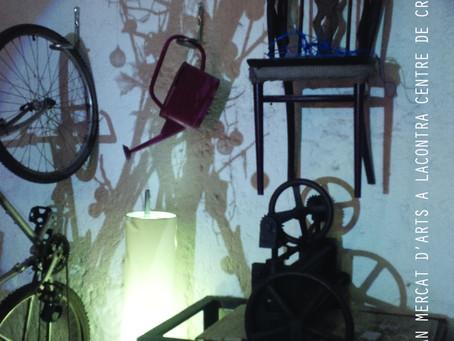 """Exposición Colectiva """"DADIVAN VI"""". Mercado de Arte de Navidad. 14/12/2018"""