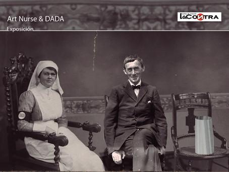 """Inauguración Exposición """"ART NURSE & DADA"""". Una muestra de Pere Sousa sobre obras de H"""