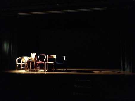 "Teatro: ""OBJETOS INANIMADOS"""