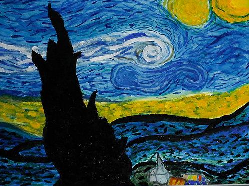 Van Gogh, Julen Newsom