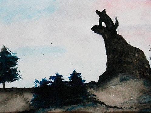 Evening Howl, Mallory Jemison