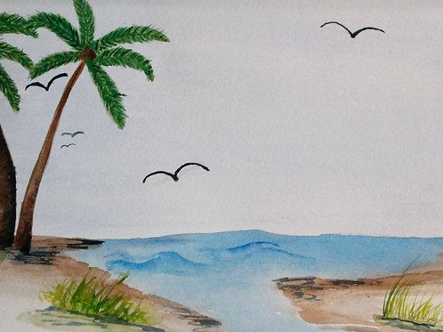 Beach, Kevin Gabriel