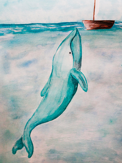 Under the Sea, Masauko Crenshaw