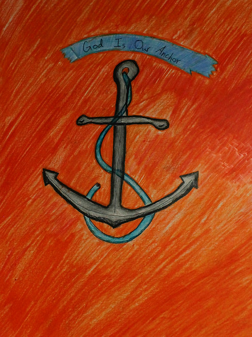 God Is My Anchor, Daniil Drumi