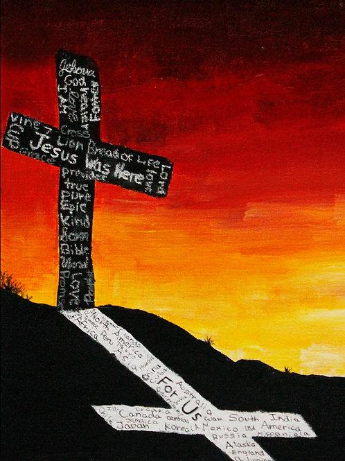 Jesus Was Here For U, Maia Prodanov