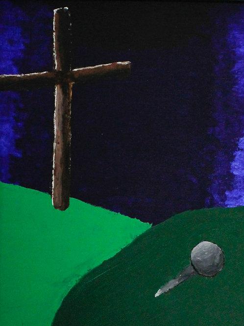Pierced Cross, Jason Morse