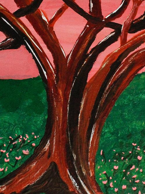 The Garden Tree, Peyton Martz, 2018
