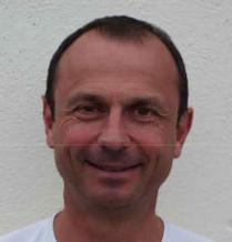 Philippe vice-président club de course à piedcourir à sausset