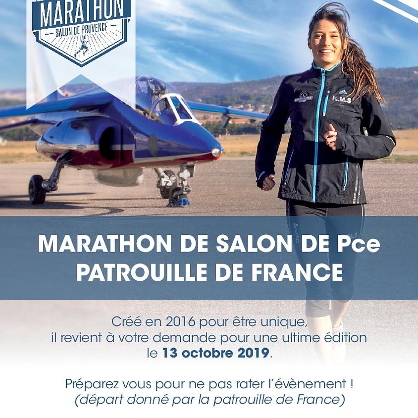 Marathon et semi - marathon de Salon de Provence
