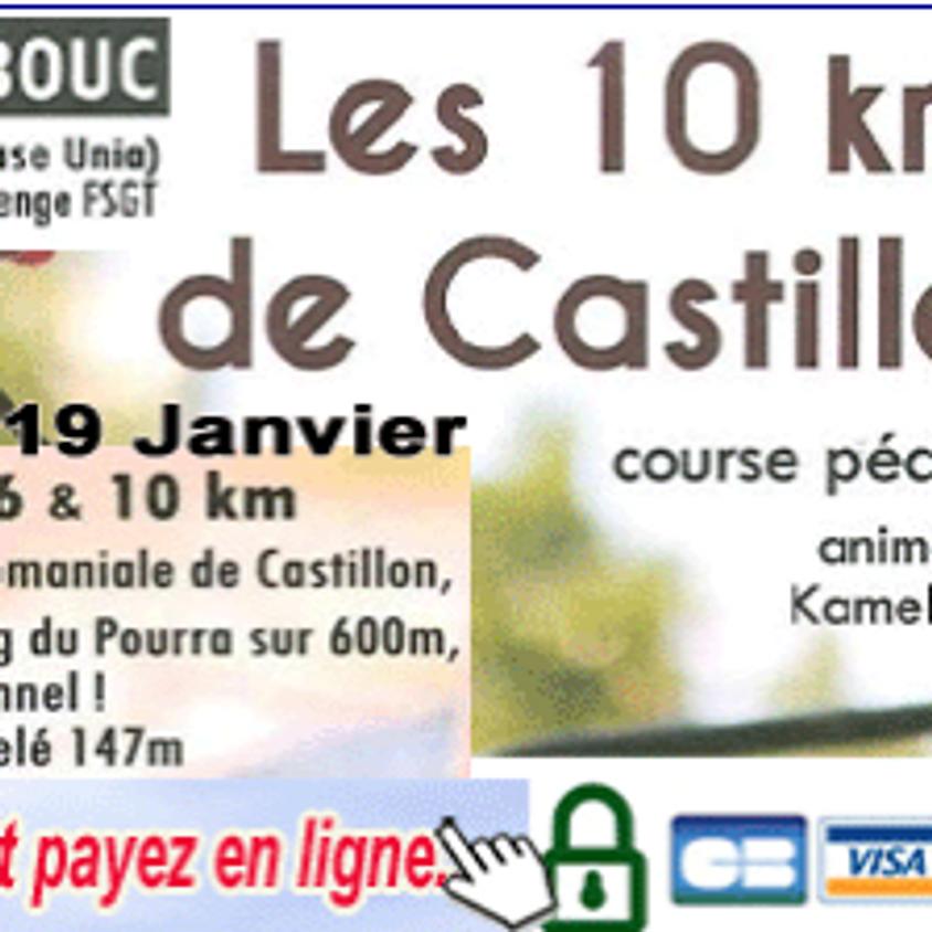 10 km de Castillon (challenge Maritima)