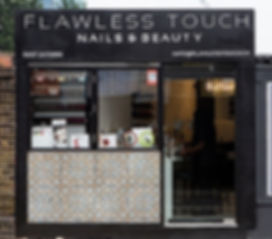 Nails and beauty salon in shoreditch, east london, shellac, o.p.i, essie