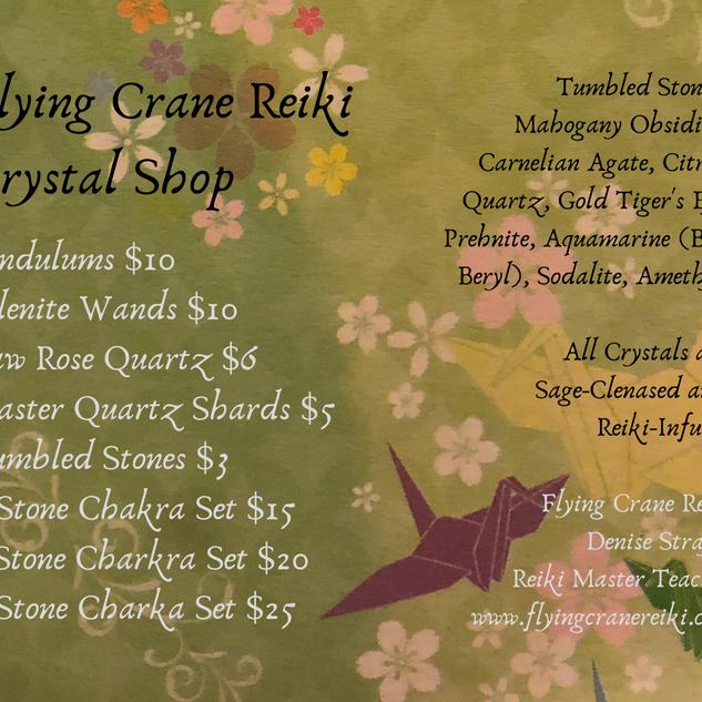 Crystal Offerings