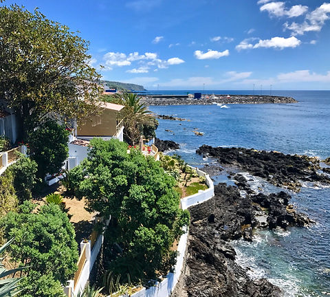 a Villa by the Sea Azores