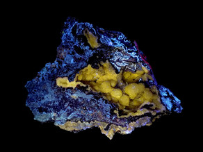 Smithsonite, Cerussite and Hydrozincinte from the Zorzone Mine, Italy