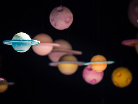 La musica dei pianeti.