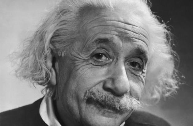 Il giorno in cui Einstein diventò Einstein.