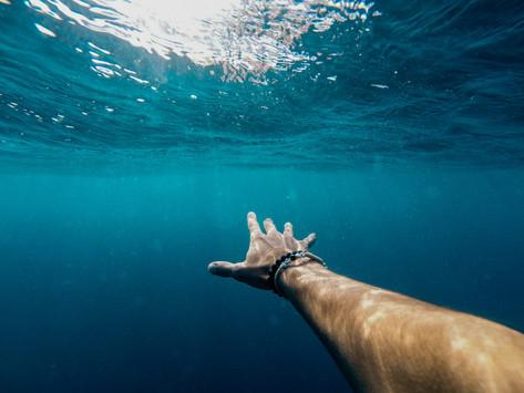 L'immersione in mare del signor Halley.