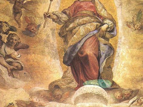 La luna di Galileo in Santa Maria Maggiore.