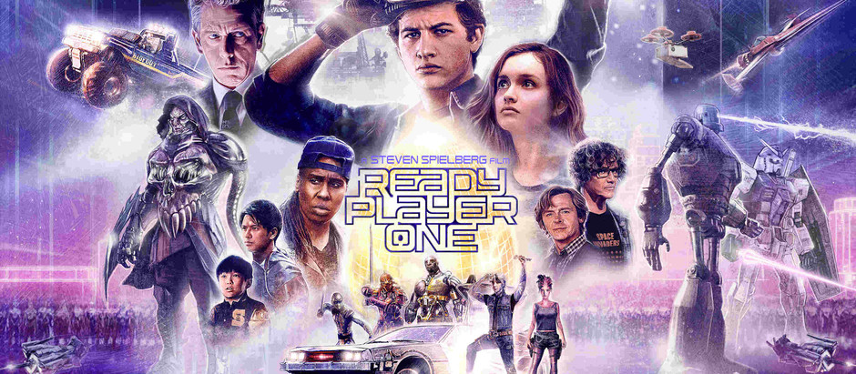 Ready Player One: un viaggio futuristico negli anni '80