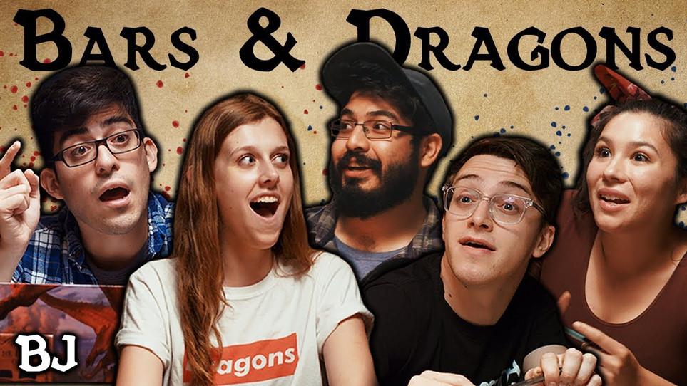 Bars and Dragon