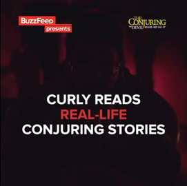 Buzzfeed Presents - Conjuring