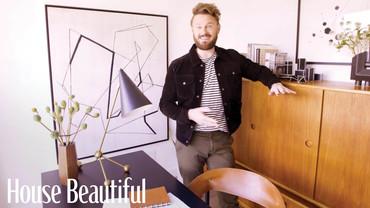 Bobby Berk Spills The Secrets To A Spa-Like Home Office