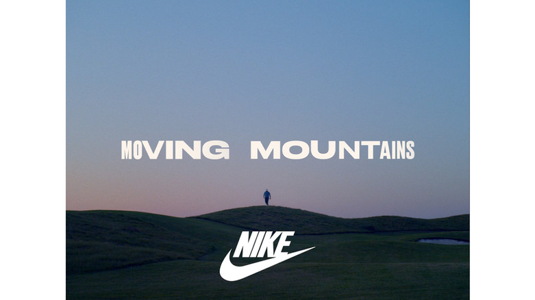 Nike Journal Moving Mountains Carlos Brown