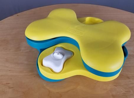 Review: Dog Tornado, designed by Nina Ottosson for Outward Hound
