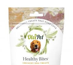 Review: Olvipet Healthy Bites Dog Treats