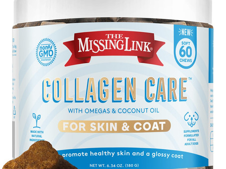 The Missing Link Collagen Care Treats Review