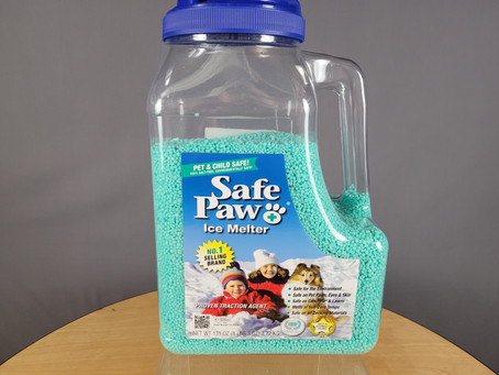 Safe Paw Ice Melter Review
