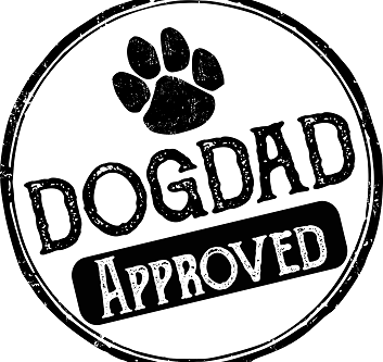 Winner of the Dogdad Approved Road Show Sweeps from the Greater Philadelphia Pet Expo