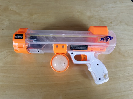 Review: NERFDOG Glow Blaster from Gramercy Products