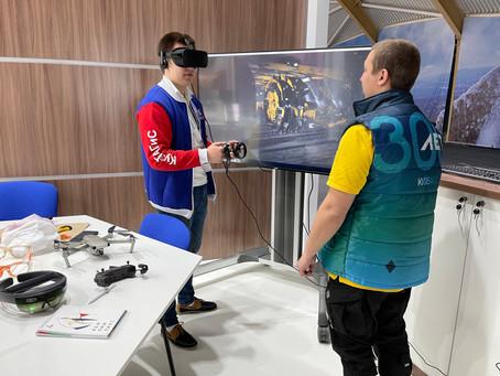 «Кванториум 42» принял участие в I Всероссийском форуме «Вектор детства»