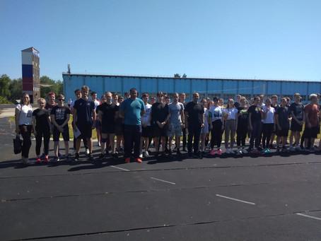 Городские соревнования по физкультурно-спортивному комплексу «Готов к труду и обороне» ГТО