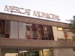 El Mercat al web de l'Ajuntament