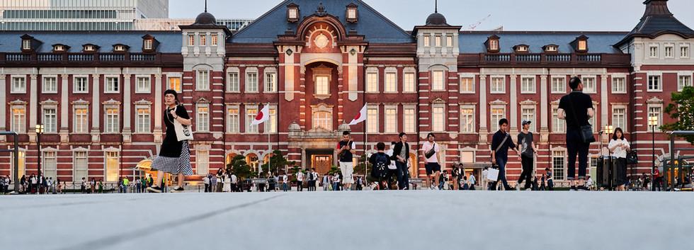 Tokyo Main Station