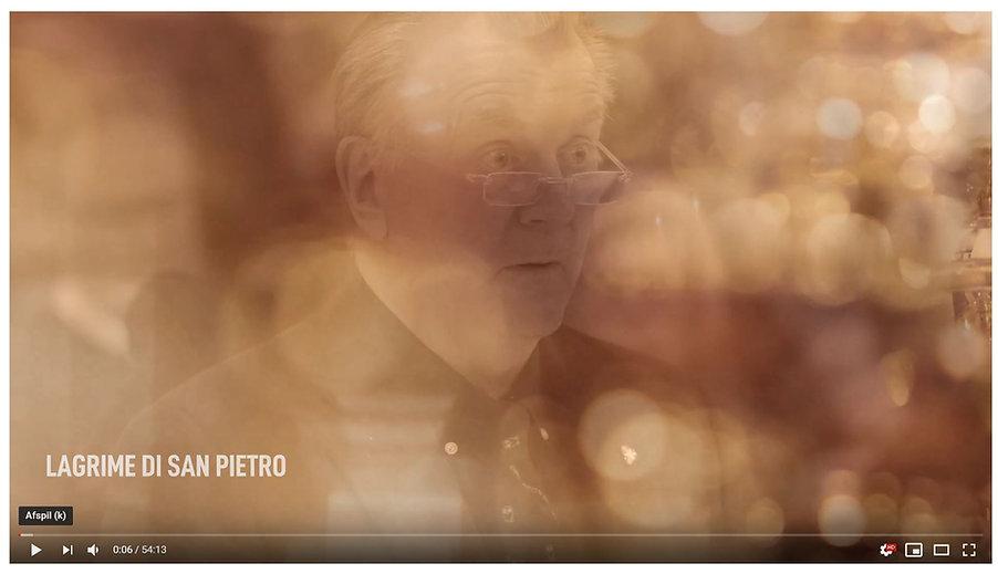 LVideo Lassus Labrime di San Pietro - Musica Ficta - Bo Holten 201