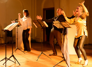 Contemporary music with Theatre of Voices