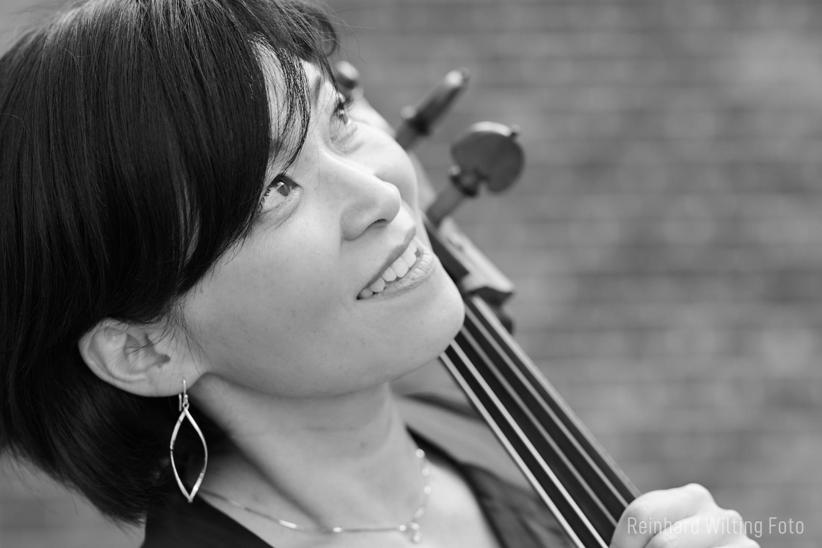 Mime Brinkmann, cello