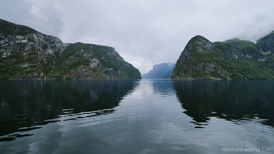 Næroyfjord & Aurlandsfjord