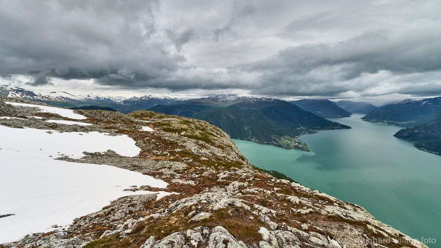 Lustrafjord & Gaupnefjord