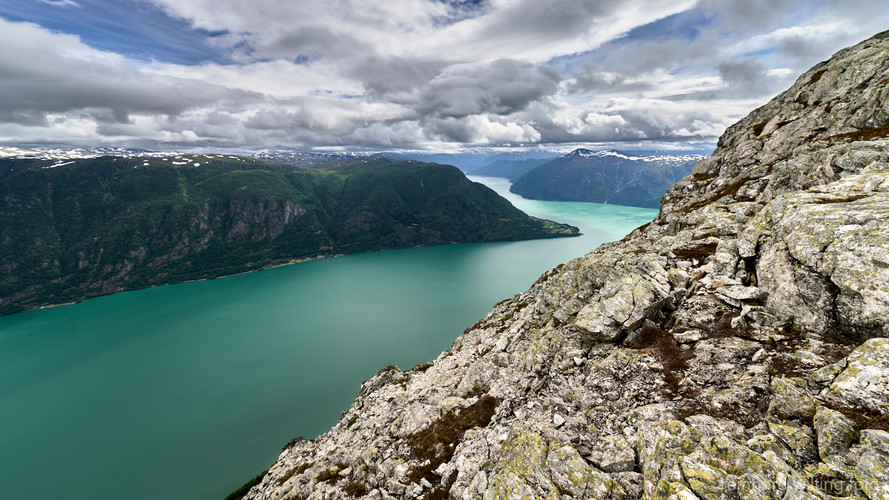 Lustrafjord - Molden