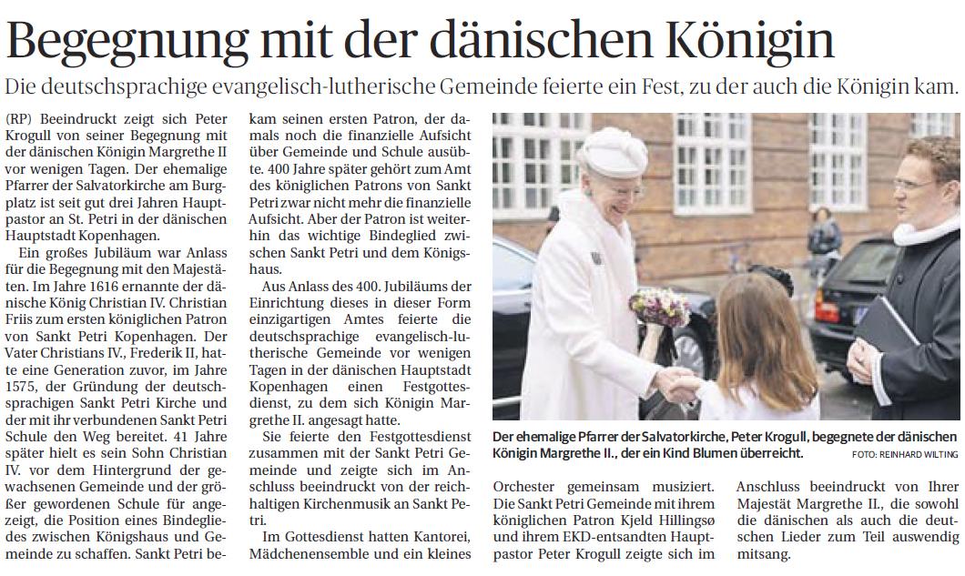 Rheinische Post 2016
