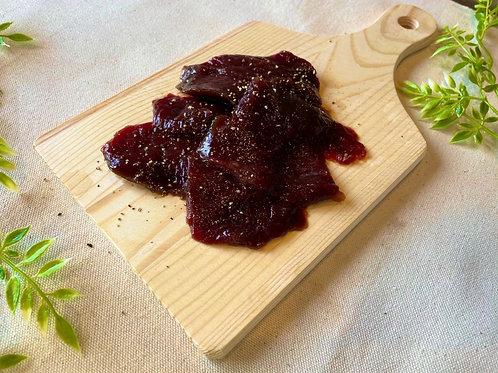 鹿肉スライス 焼肉用