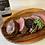 Thumbnail: トリュフオイルで包んだ鹿肉ステーキ