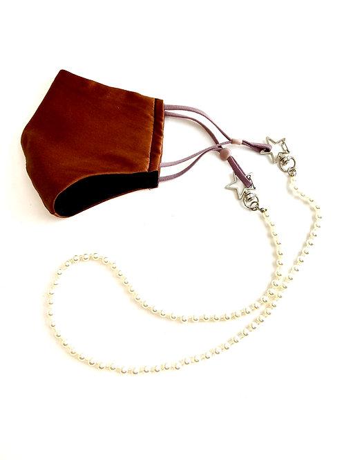 Mask + Mask and Glasses Chain Bundle