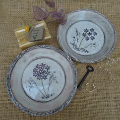 Round Soap/Trinket Dish
