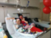 Gesndheit!Clown im Spital