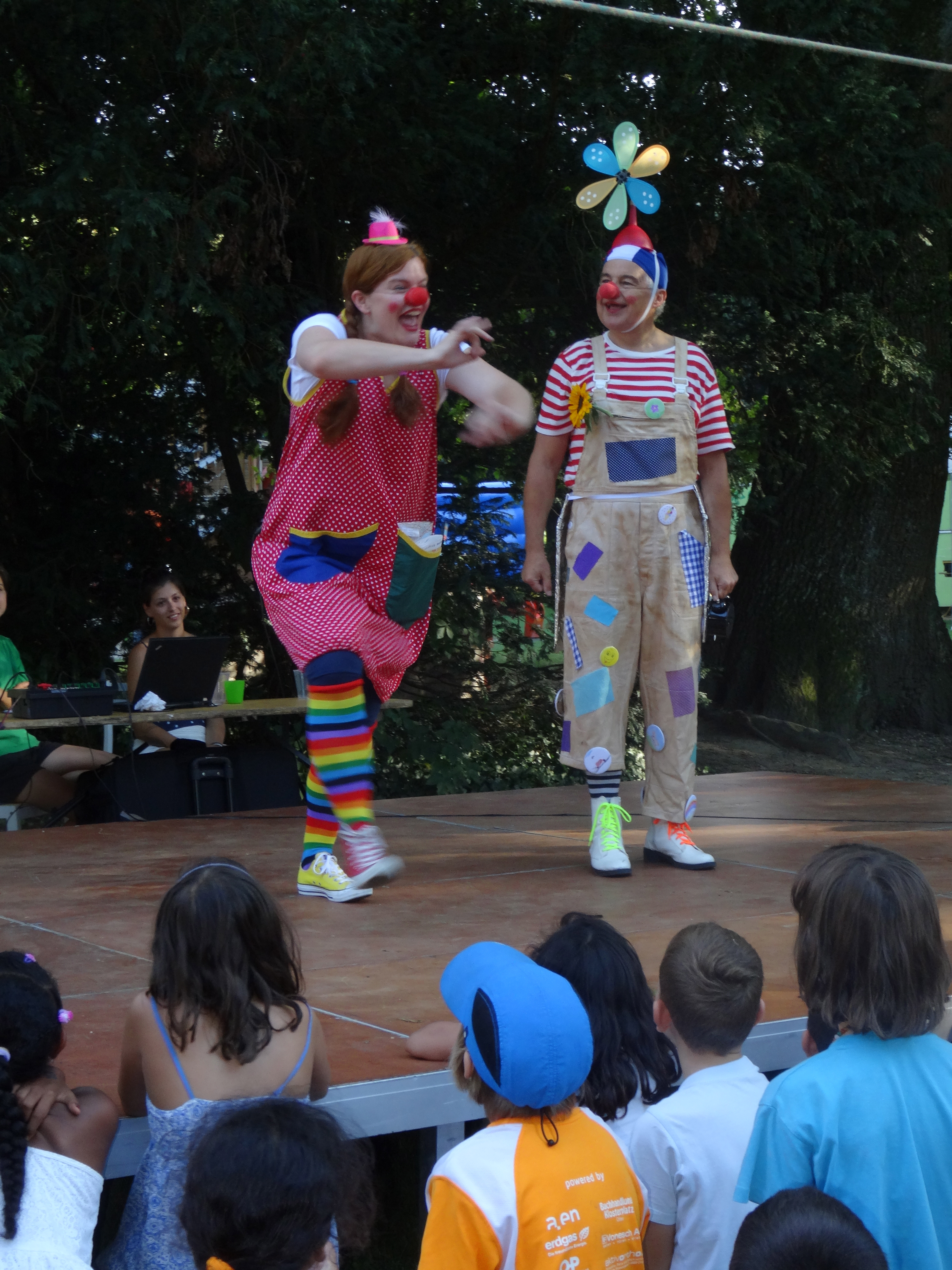Robi-Quatierfest Olten 2016